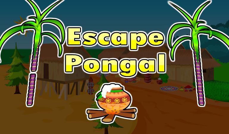 AjazGames Escape Pongal