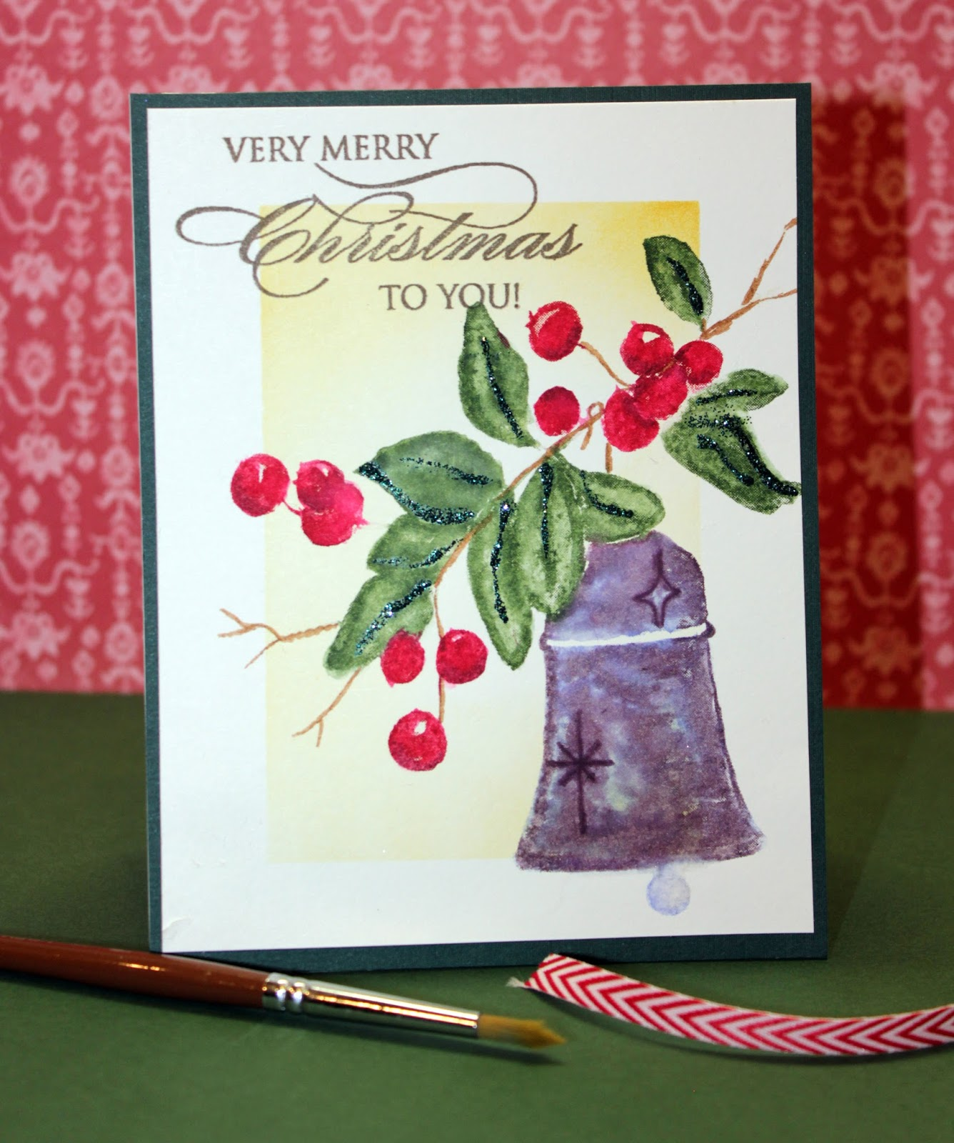 May Dream Rose Creations By Lisa Christensen: Penny Black Christmas ...