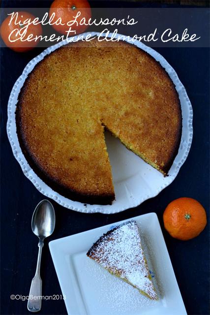 Mango Amp Tomato Nigella Lawson S Clementine Almond Cake