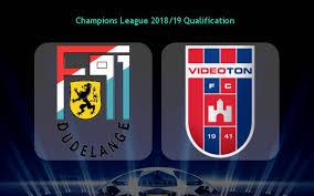 Dudelange - Videoton Canli Maç İzle 10 Temmuz 2018