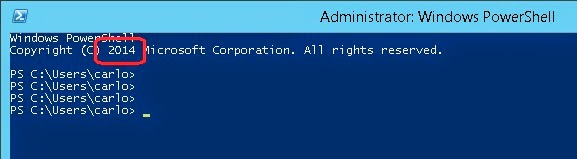 Happy SysAdm: First look at Powershell 5 0