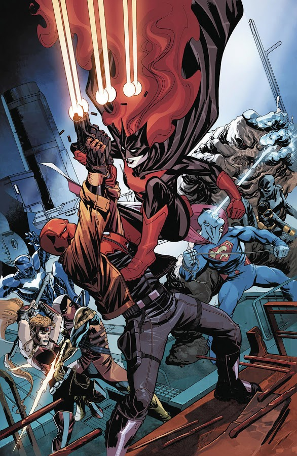 red hood and the outlaws batman family