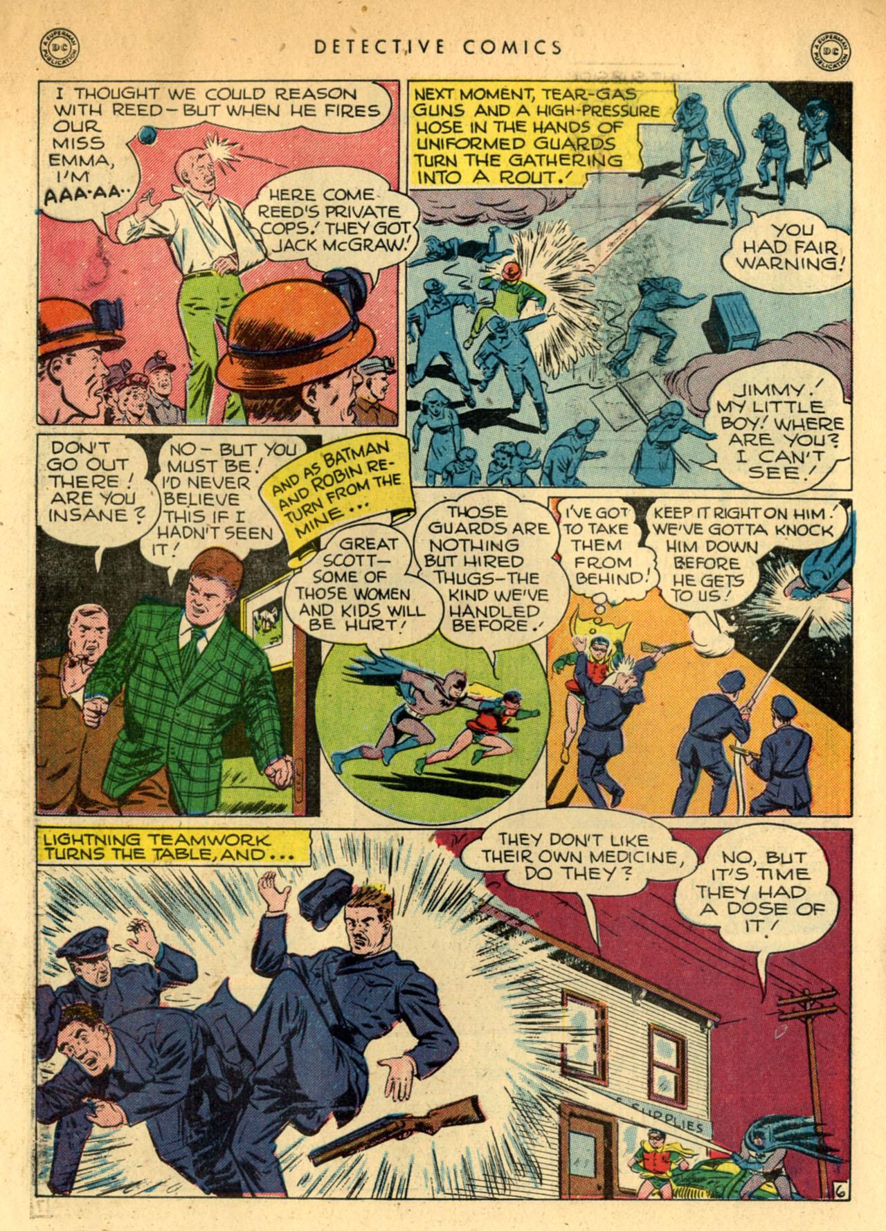Read online Detective Comics (1937) comic -  Issue #111 - 8