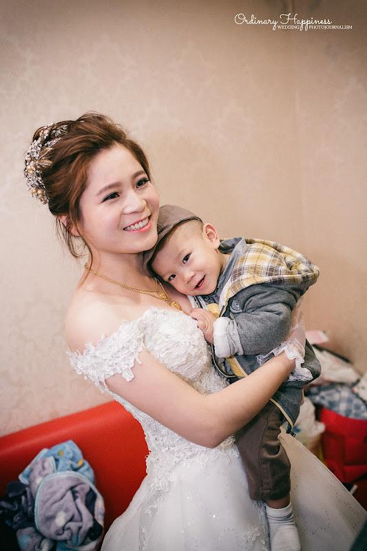 平凡幸福婚禮攝影,婚攝作品:母子笑的開心