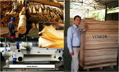 Pabrik Pengolahan Jabon I-GIST