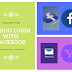 How to Sign In Yahoo Using Facebook
