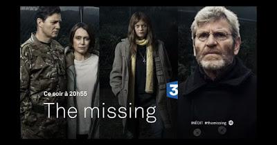 Comment regarder The Missing saison 2 sur France 3?