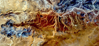 aerial photos, water and wind erosion, optical illusions, different ideas for advertising, design for artists., land from the air, stone art, munimara photos, fantasy forms of stone and colors in the desert, aerial, yellow, composition, land, stone yellow, sand river, land texture,