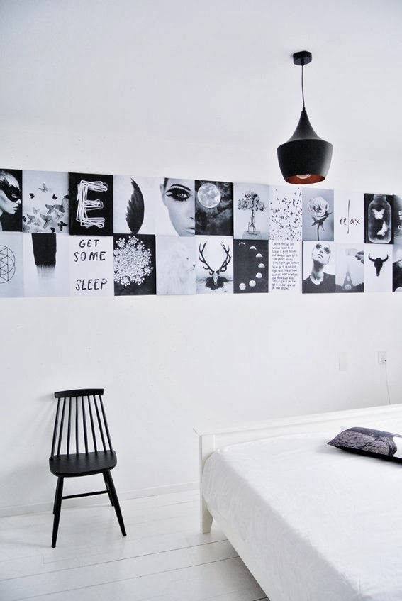 diy-ideas-decoracion-pared-fotos