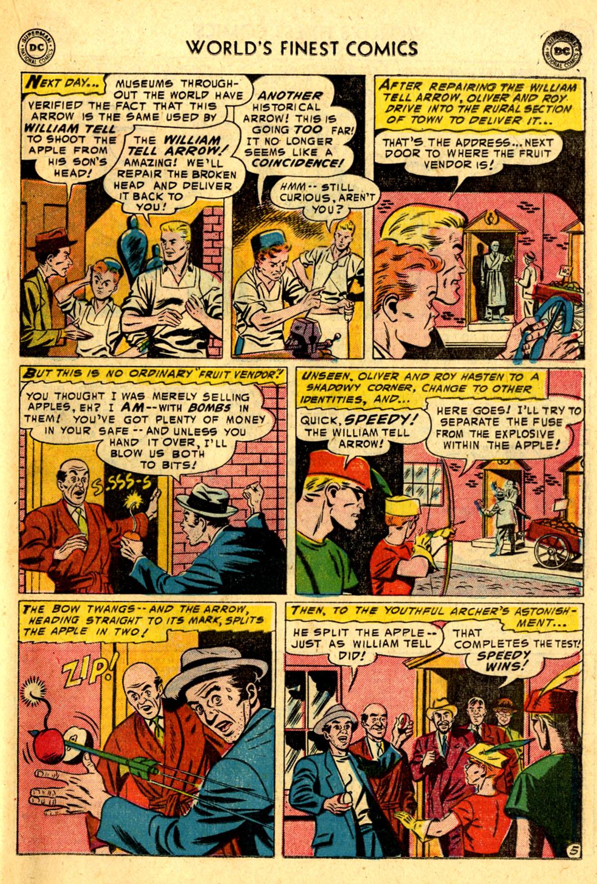 Read online World's Finest Comics comic -  Issue #75 - 21