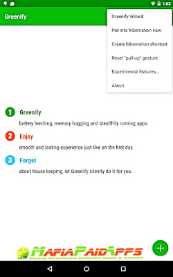 Greenify Donate Apk MafiaPaidApps