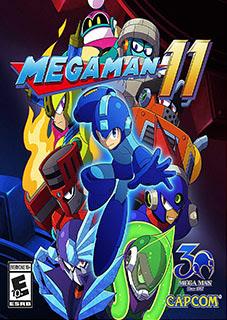 Mega Man 11 Thumb