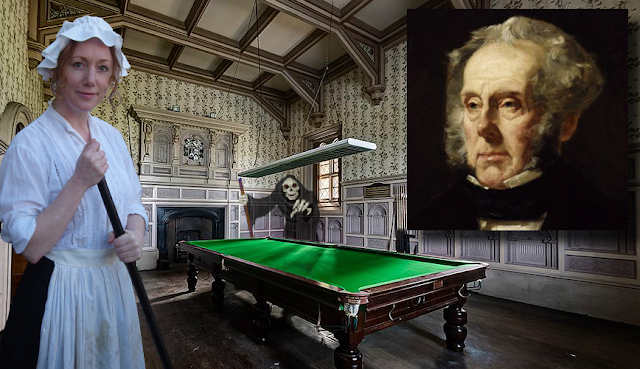 lord palmerston billiards