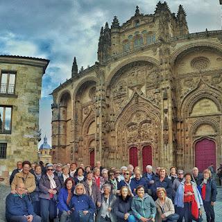 Peregrinación a Fátima, por Segovia y Cuéllar