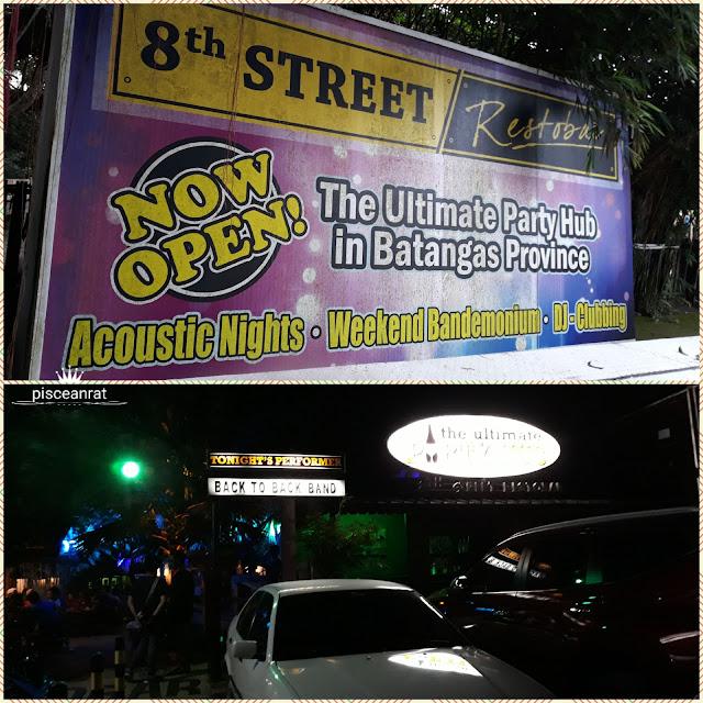 8th Street Restobar