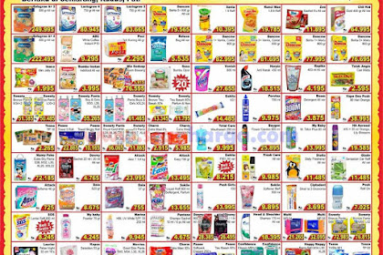 Promo Katalog Ada Swalayan Weekday Harga Khusus 14 - 18 Januari 2019