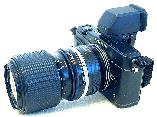 Tamron Adaptlall-2 70-210mm F4~5.6