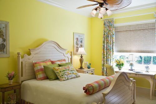 Impressive Grey and Yellow Bedroom Ideas
