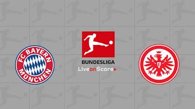 بث مباشر مباراة بايرن ميونخ واينتراخت فرانكفورت