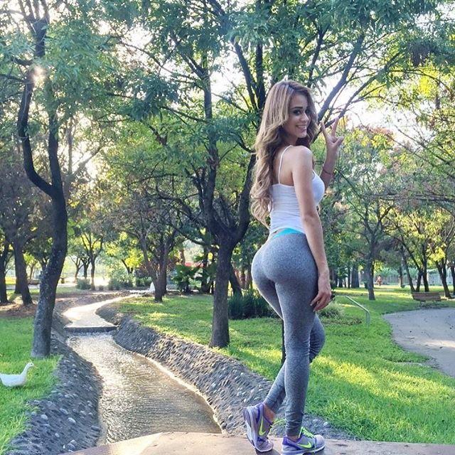 Fitness Yanet Garcia