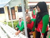 Warga Sleman  Penyandang Disabilitas Dilatih Bertanam  Hidroponik