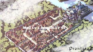 Map Untuk Leveling Dari Level 1 sampai 45 di Ragnarok Mobile Eternal Love