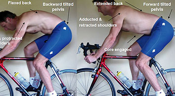 The Aging Athlete: Cycling Posture