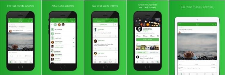 apple apps kiwi Q&A
