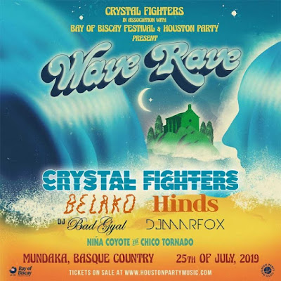 bay, biscay, festival, mundaka, bermeo, cartel, 2019, wave, rave, crystal, fighters