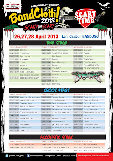 Bandung Clothing Expo April 2013