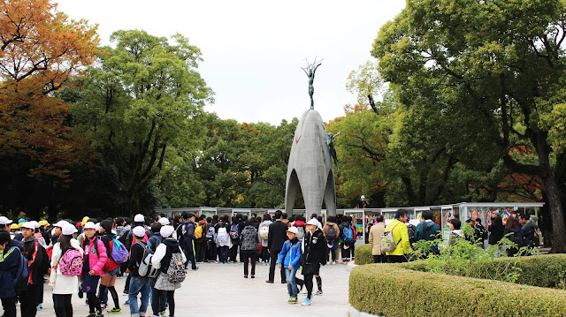 Monument de la Paix des Enfants - Hiroshima