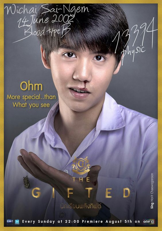 Review Drama Thailand The Gifted Drama Terbaik 2018 Untaian Celoteh