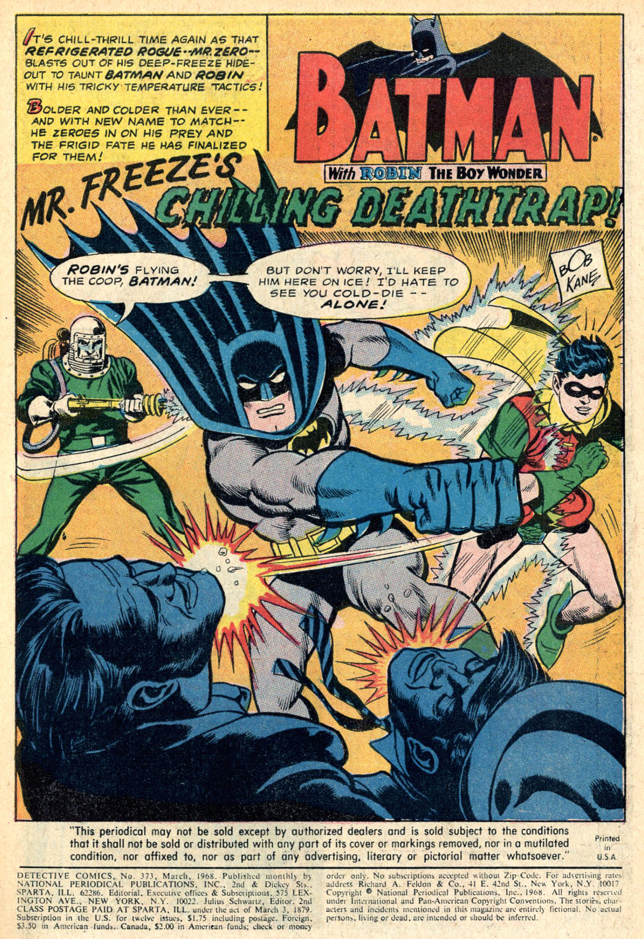 Detective Comics (1937) 373 Page 2