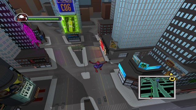 Ultimate Spider Man Free Download PC Gameplay