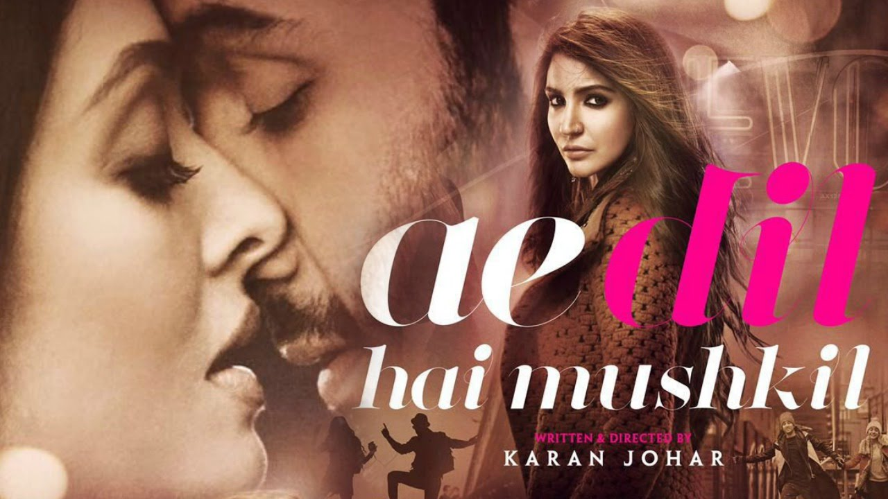 Latest Ranbir Kapoor MovieAe Dil Hai Mushkil (2016) box office collection Verdict (Hit or Flop) wiki, report New Records, Overseas day and week end.