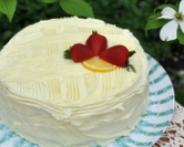 Southern Belle Lemon Layer Cake (recipe above)