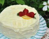 Southern Belle Lemon Layer Cake