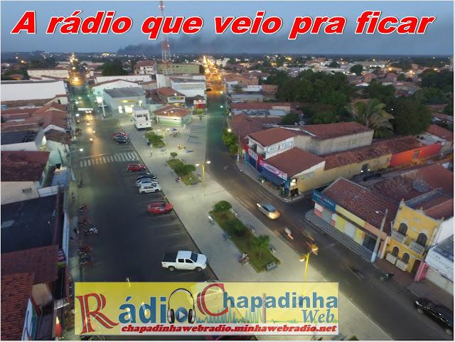 Chapadinha ganha mais uma Rádio, Já está no AR, Chapadinha Web Rádio
