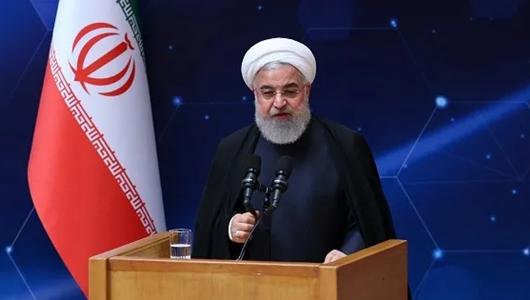 Rouhani: Negara Muslim Harus Cegah Israel Bantai Warga Palestina