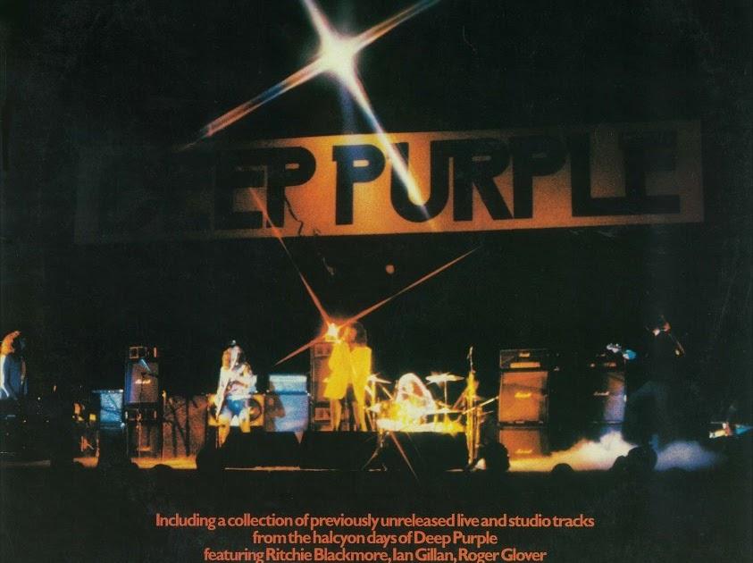 Rock On Vinyl Deep Purple Powerhouse 1977