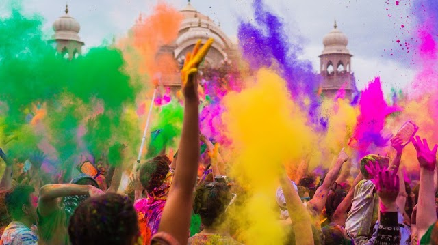 Happy Holi 2019 - Top 5 Holi Songs to Play This Year