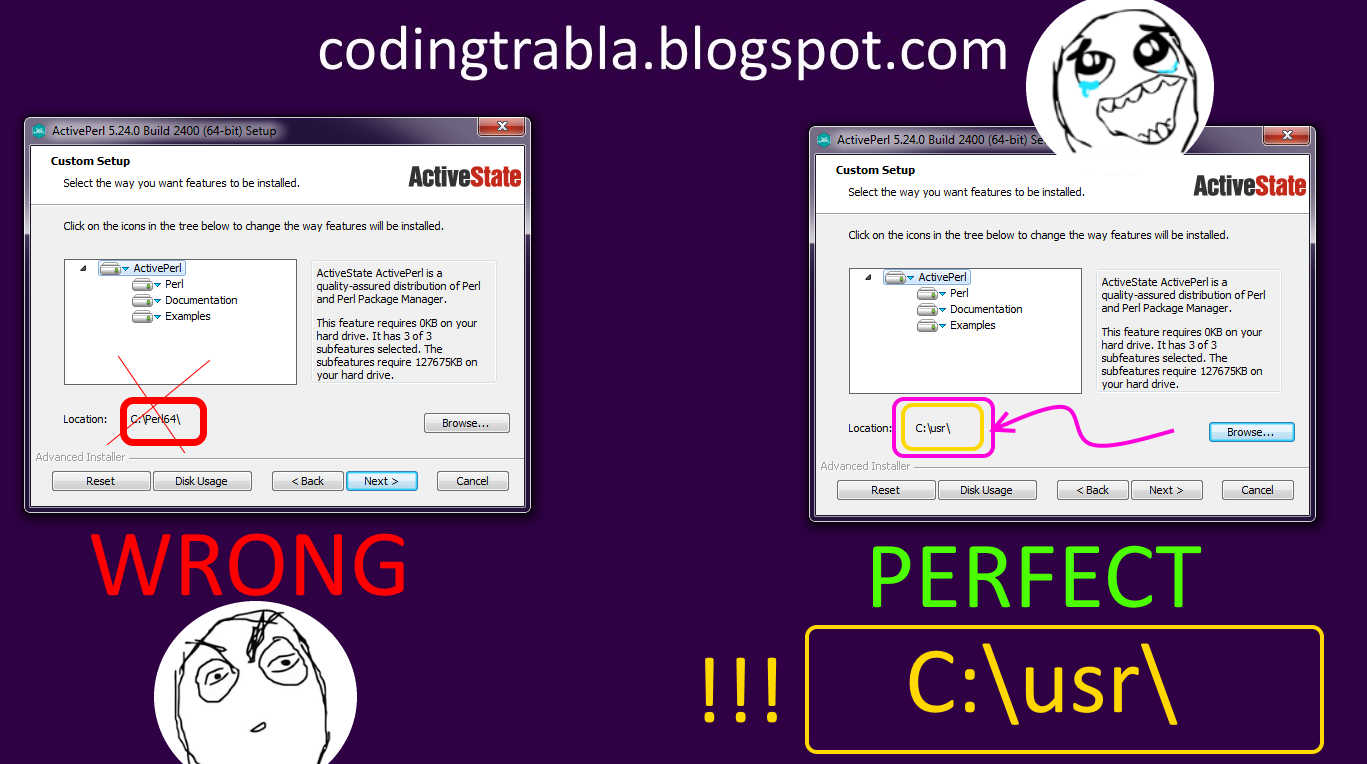 codingtrabla: Install BugZilla 5 0 3 on Windows 7 x64
