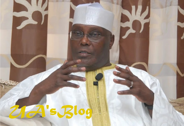 Atiku reacts to Osinbajo's sack of DSS DG, Lawal Daura, reveals what should be done next