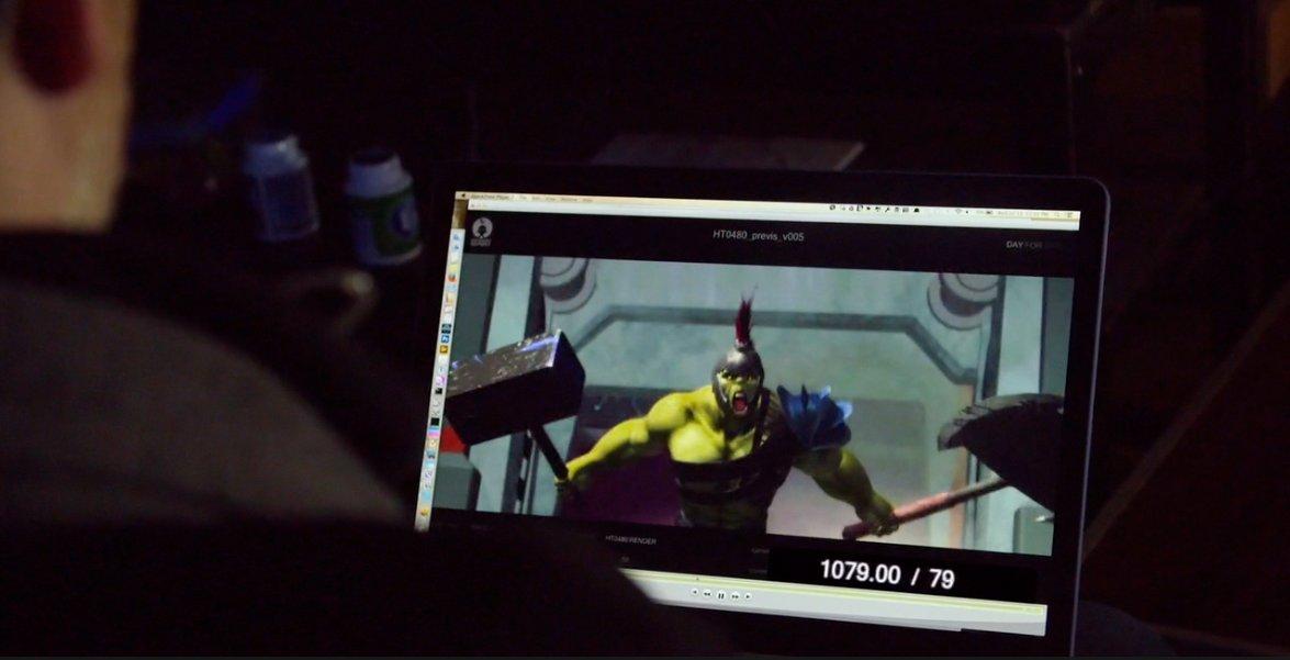 Thor: Ragnarök Marvel Disney