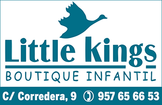 LITTLE KINGS MONTILLA - BOUTIQUE INFANTIL
