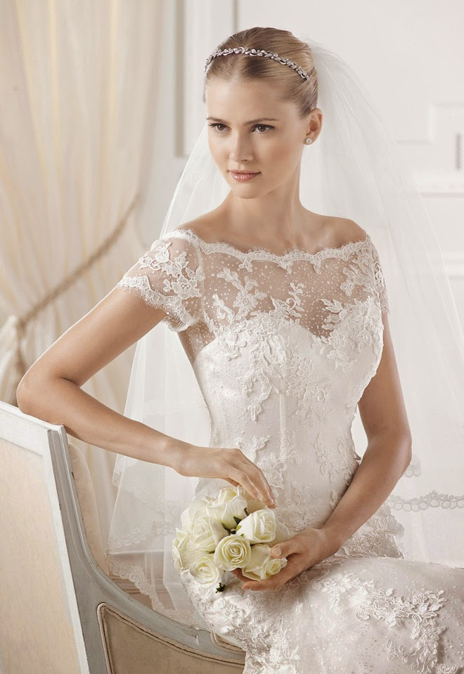 La Sposa Barcelona 2015 Bridal Collections Belle The