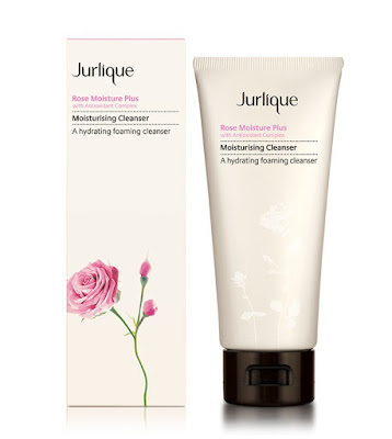 Jurlique Rose Moisture Plus Cleanser at Le Reve Spa