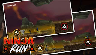 The Red Ninja Warrior - Run and Fight MOD Apk | Free Download Android Game