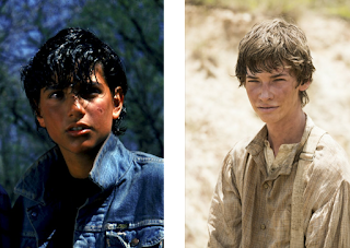 Ralph Machio - Johnny - Jacob Lofland