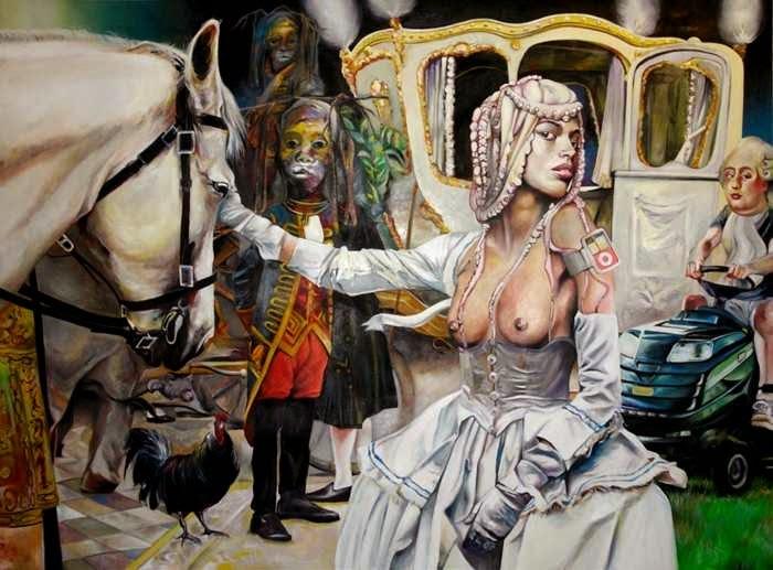 Пародия на действительность. Julien Grudzinski